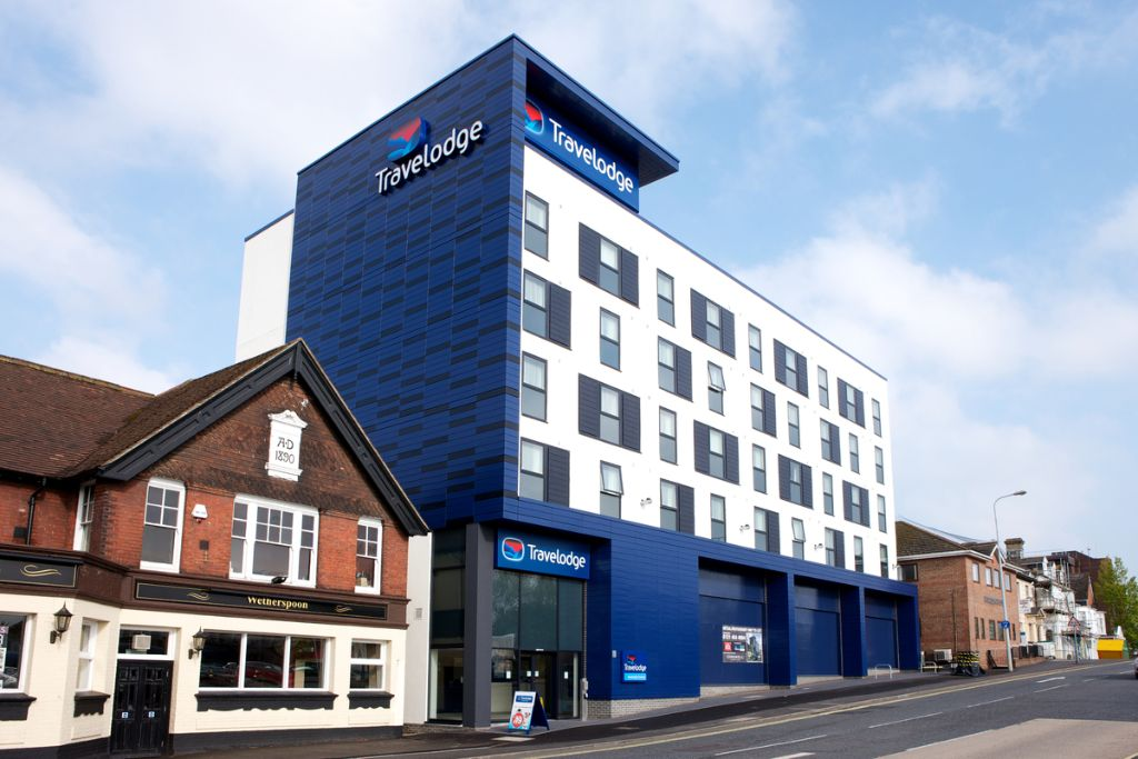 Travelodge Southampton Adept Consulting