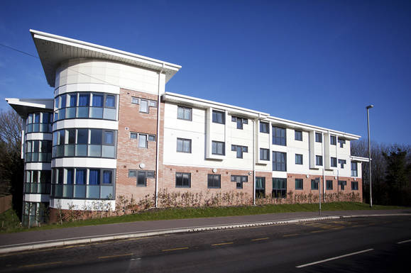Student accomodation Longhborough