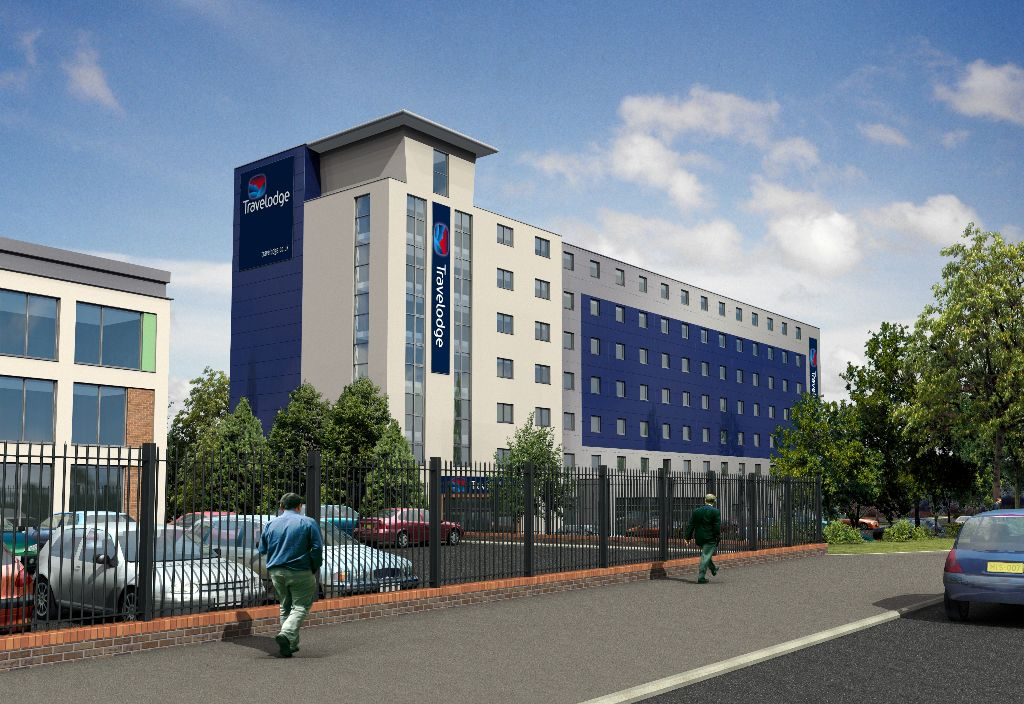 Manchester Airport Travelodge Hotel
